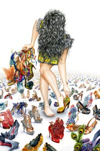 shoe addiction sunny gu
