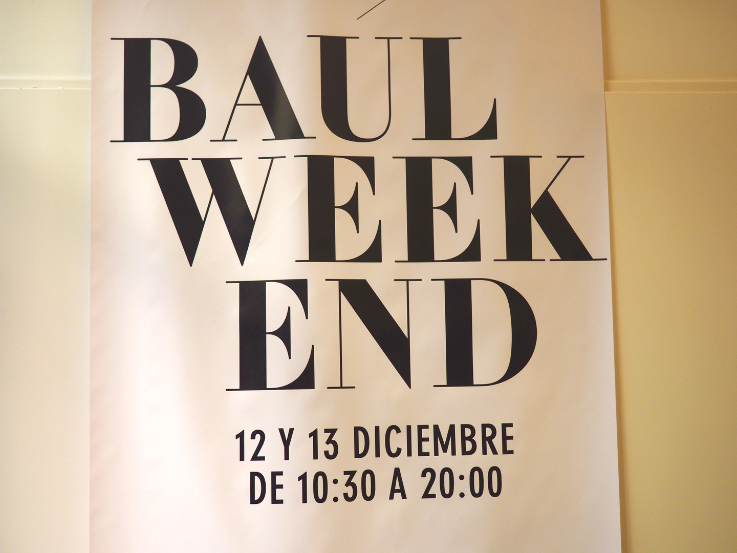 Baúl Weekend2