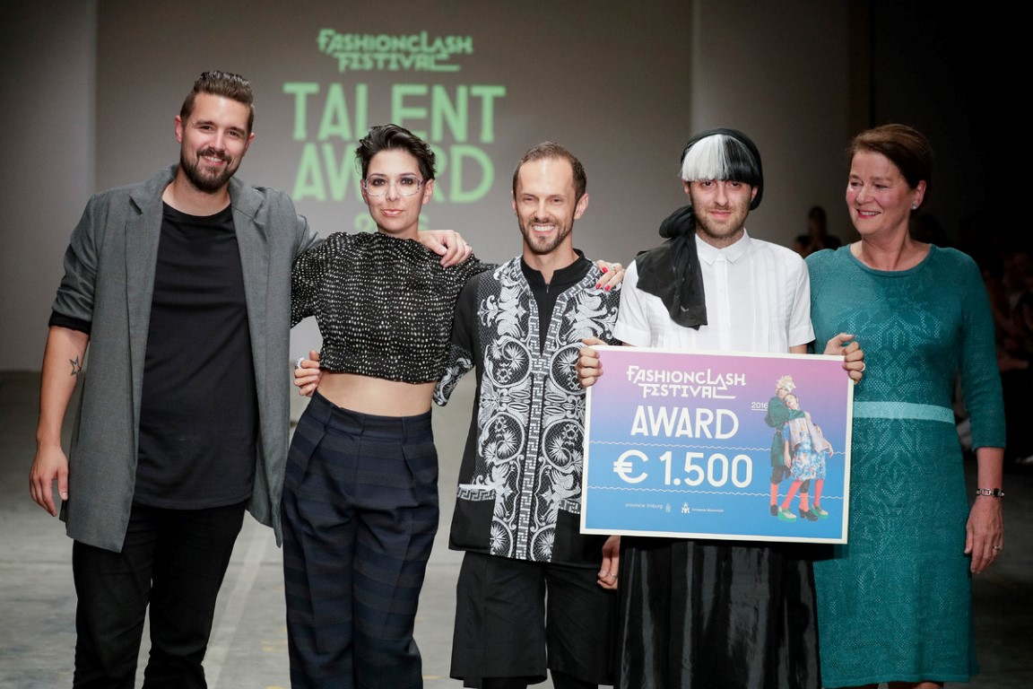 Alessandro Trincone - Winner of the Talent Award