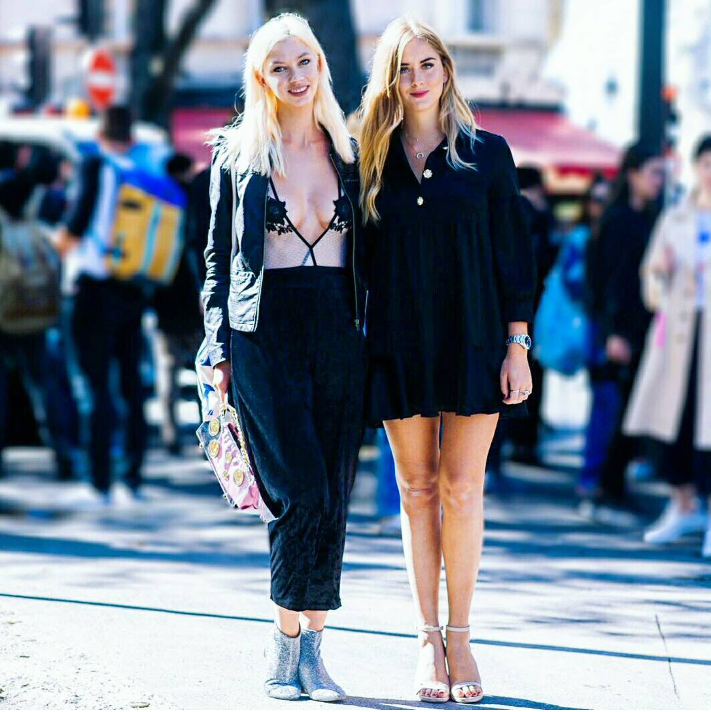 Valentina Ferragni Paris Fashion Week